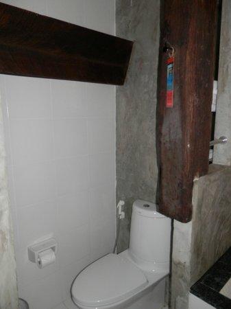 Siam@Siam Design Hotel Bangkok: Toilet