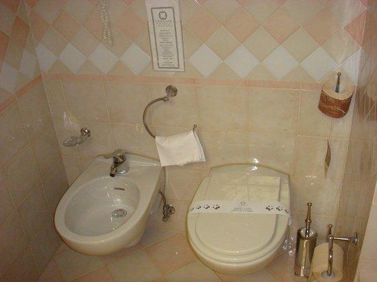 Sangallo Palace Hotel: Ванная