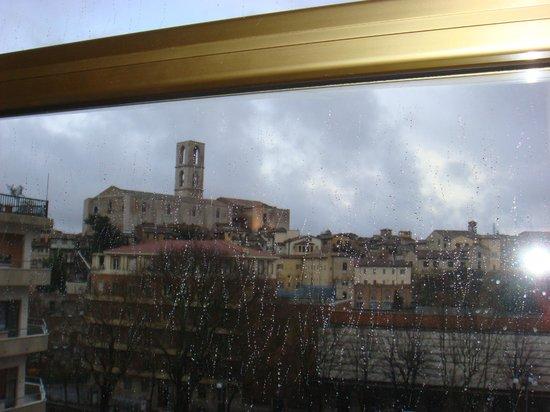 Sangallo Palace Hotel: Дождливо