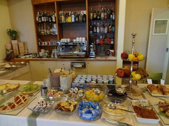 Sangallo Palace Hotel: Завтрак