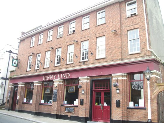 Jenny Lind Inn