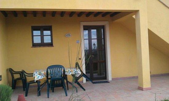 Belmonte Vacanze: Ingresso appartamento