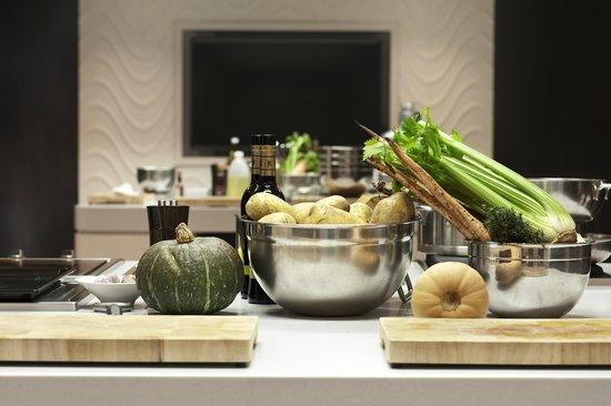 Hotel Okura Amsterdam: Taste of Okura - Cooking Studio