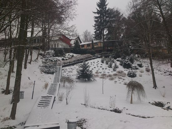 Hotel Anders : View from Lake