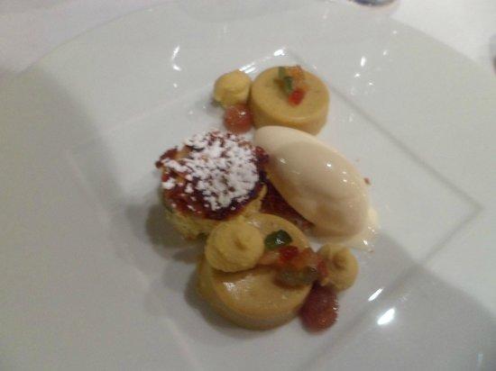 De Mijlpaal: glace pistache