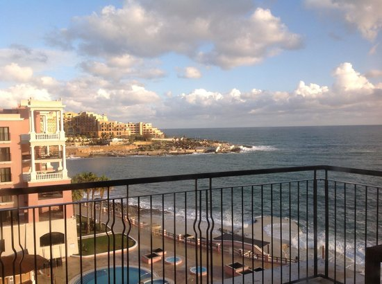 The Westin Dragonara Resort, Malta: Room view