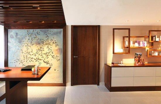 Hotel Okura Amsterdam: Nagomi Spa - Entrance