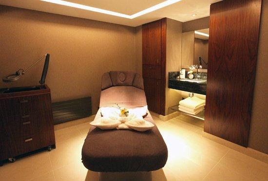 Hotel Okura Amsterdam: Treatment Room - Nagomi Spa