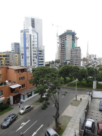 Hotel Runcu Miraflores: Nice and quite area