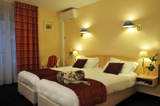 Hotel Parisiana : chambre Twin