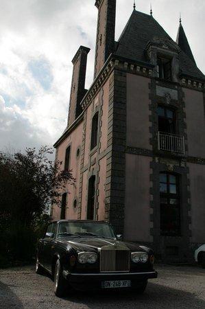 Chateau Hotel du Colombier : Chateau Du Colombier