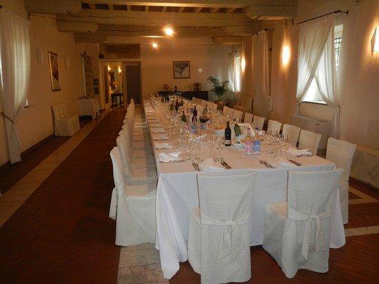 Borgo Santa Giulia : Sala da pranzo