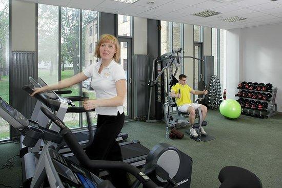 Rixwell Elefant Hotel: gym