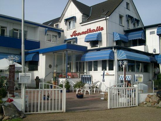 Hotel Strandhalle: Hote Strandhalle, Schleswig