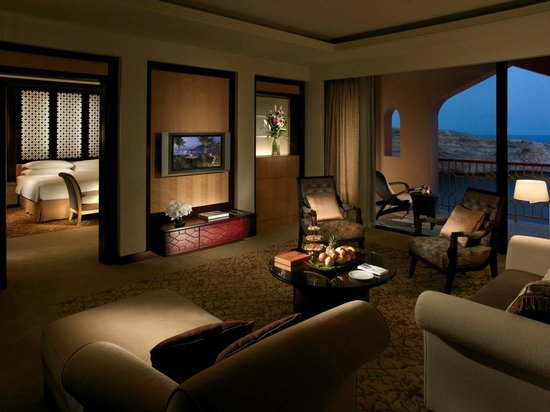 Shangri La Barr Al Jissah Resort & Spa-Al Husn : One Bedroom Suite Al Husn