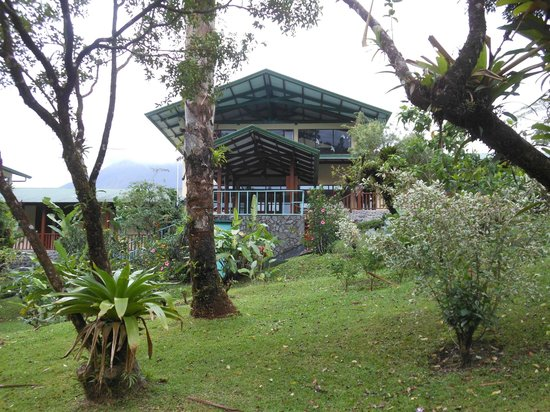 Arenal Observatory Lodge & Spa: What planet have I landed on?