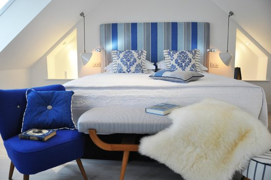 Trevose Harbour House: Roof suite