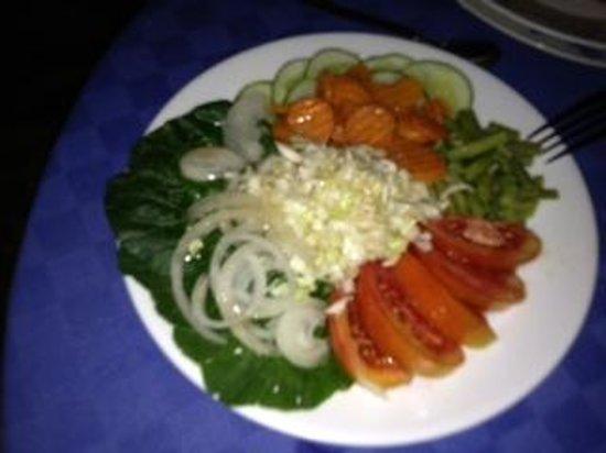 Casa OsmaryAlberto: Salad mmm