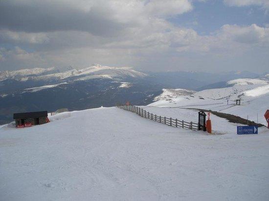 Estación de esquí La Masella: Top of Masella Ski Resort