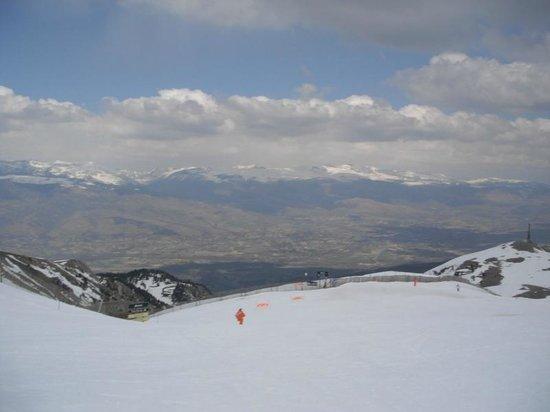 Estación de esquí La Masella: Masella Ski Resort - top of station