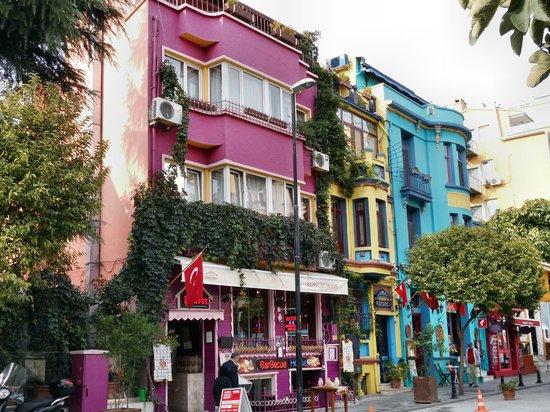 Sultanahmet District: Altstadt
