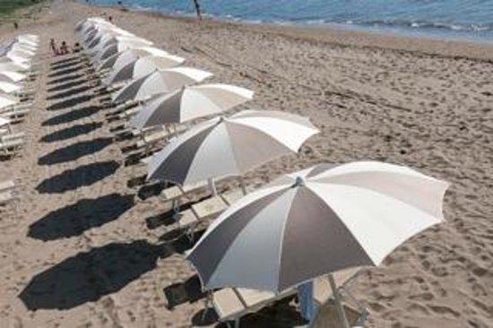 Orbetello Camping Village: spiaggia giannella