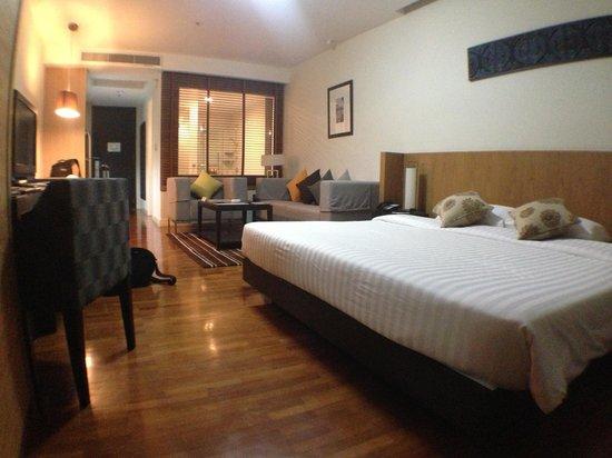 โรงแรมแคนตารี ฮิลล์: Room view