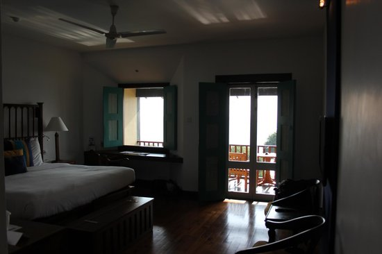 Jetwing Lighthouse: Our bedroom