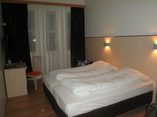 Hotel Klettur: room