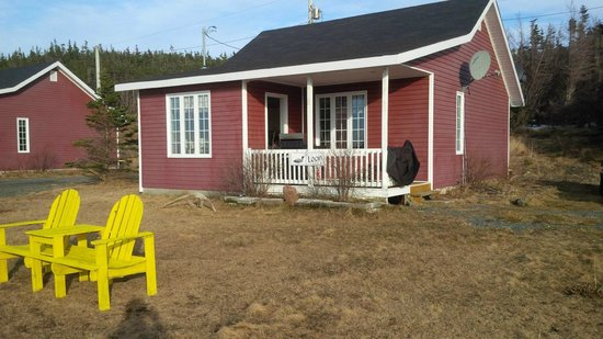 Ocean Delight Cottages: The Loon Cottage!