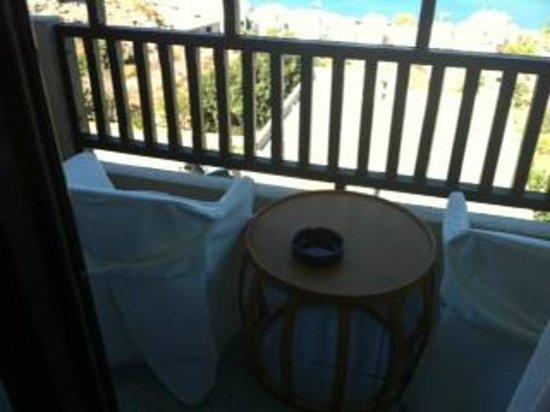 SENTIDO Elounda Blu: Balcony 1