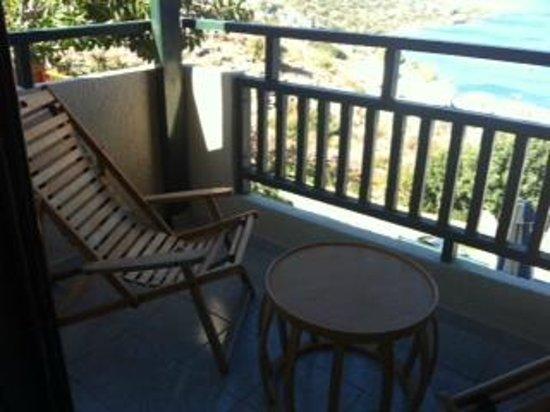 SENTIDO Elounda Blu: balcony 2