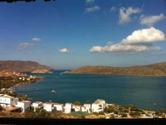 SENTIDO Elounda Blu: view from room/balcony