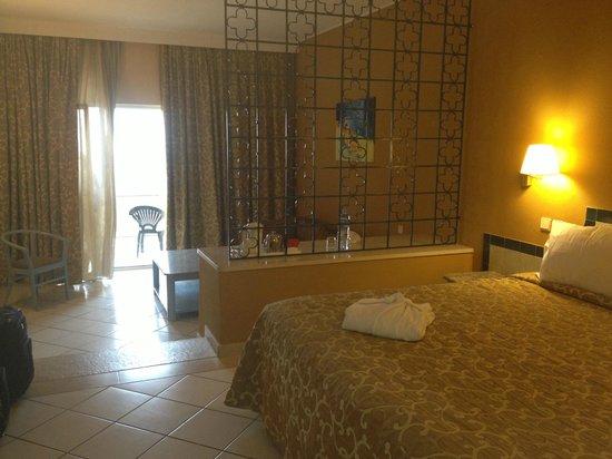 Falésia Hotel: unser suite