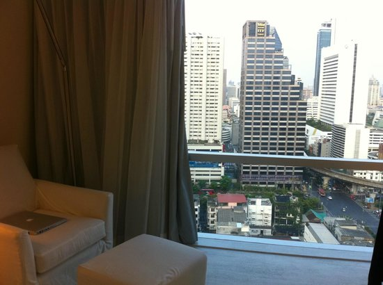 Pullman Bangkok Hotel G: Aussicht