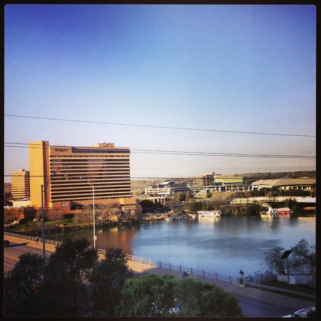 Radisson Hotel & Suites Austin Downtown : Lady Bird Lake