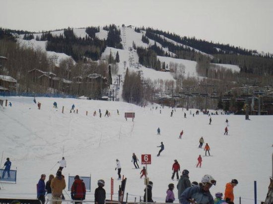 Snowmass: pista principal