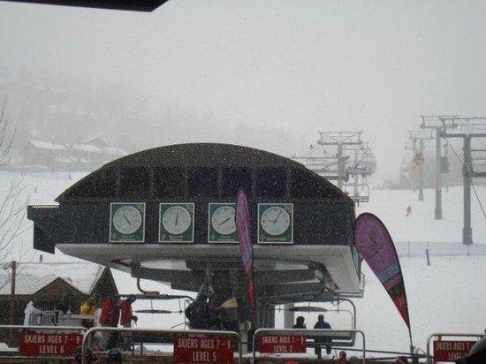 Aspen Snowmass: Terminal de las sillas