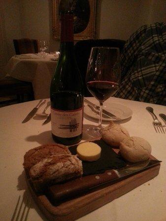 Cellar Restaurant: Bread Board