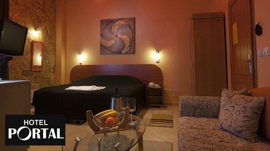 Hotel Portal: double/twin room