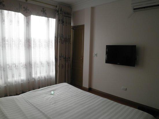 โรงแรมเอสเพเซน: Bedroom