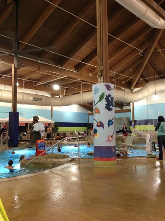 Soaring Eagle Waterpark and Hotel: Waterpark