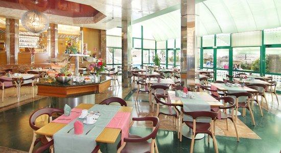 Hotel Isabel: Comedor Desayunos
