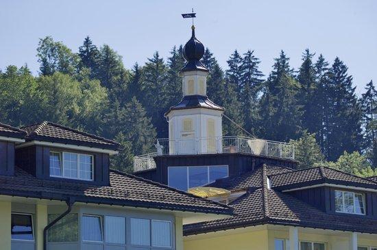 Hotel Hof Weissbad: Hof Turm