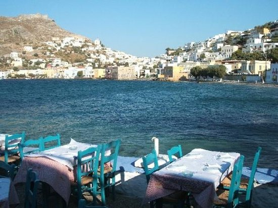 Mylos restaurant Picture of Mylos Fish Restaurant Leros TripAdvisor