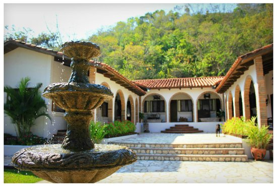 Hacienda la Esperanza: Hotel