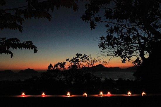 El Nido Overlooking: потрясающие закаты