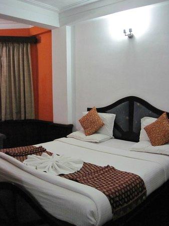 Hillview Munnar: chambre