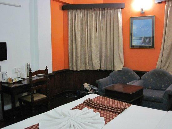 Hillview Munnar : chambre