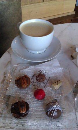 Craverie Chocolatier Cafe: YUM!
